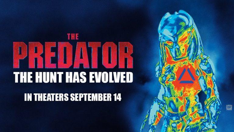 NEW Predator Vert