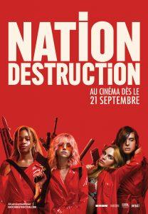 Assassination Nation film poster