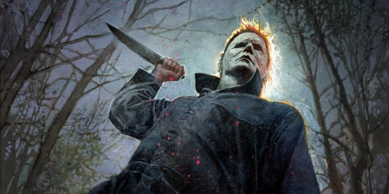 Halloween 2018 Comic Con Poster Cropped