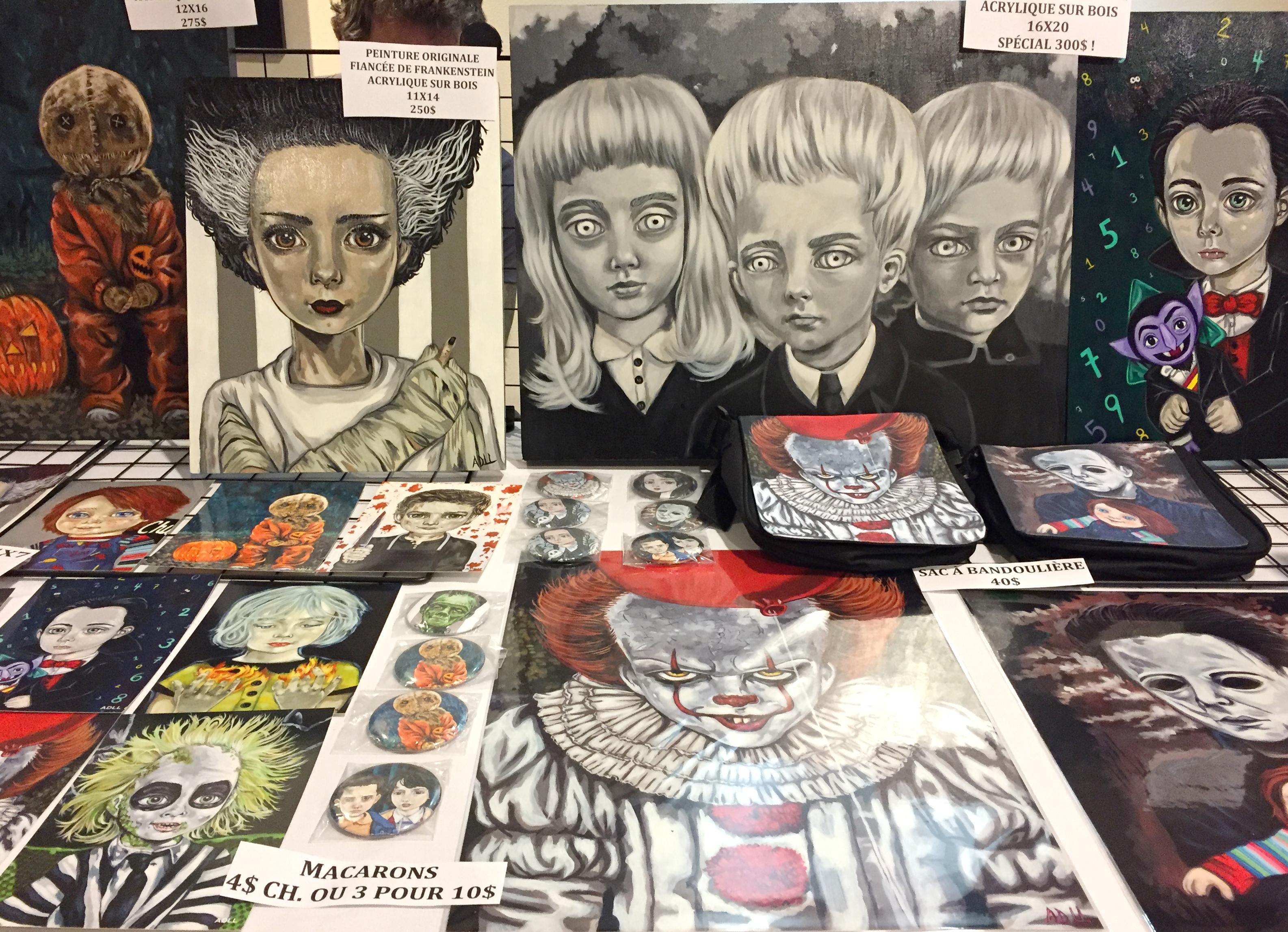 Requiem Fear Fest affiches