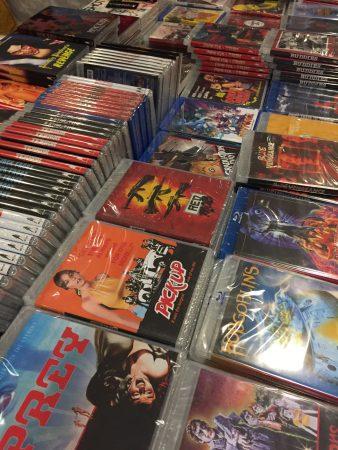 Requiem Fear Fest DVD