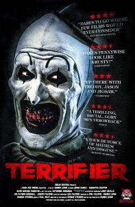 Terrifier film poster