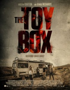 The Toybox poster film