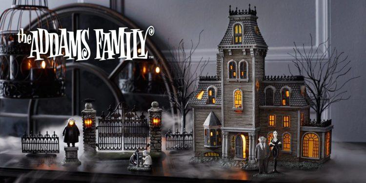 addams family village