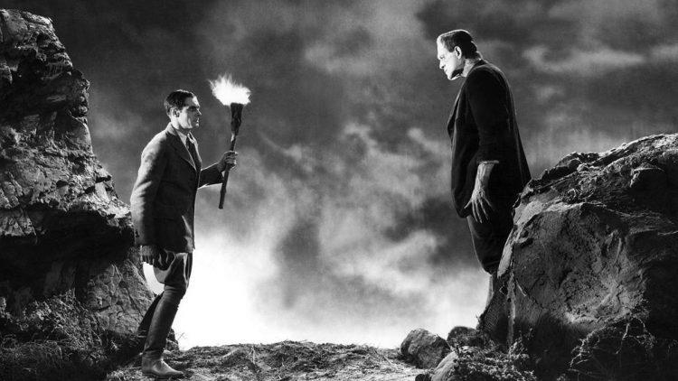 Frankenstein capture ecran