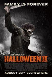 Halloween II film poster