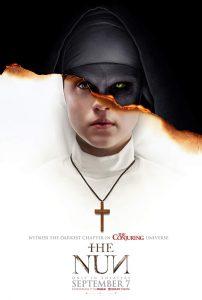 The Nun poster film