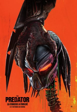 The Predator film poster