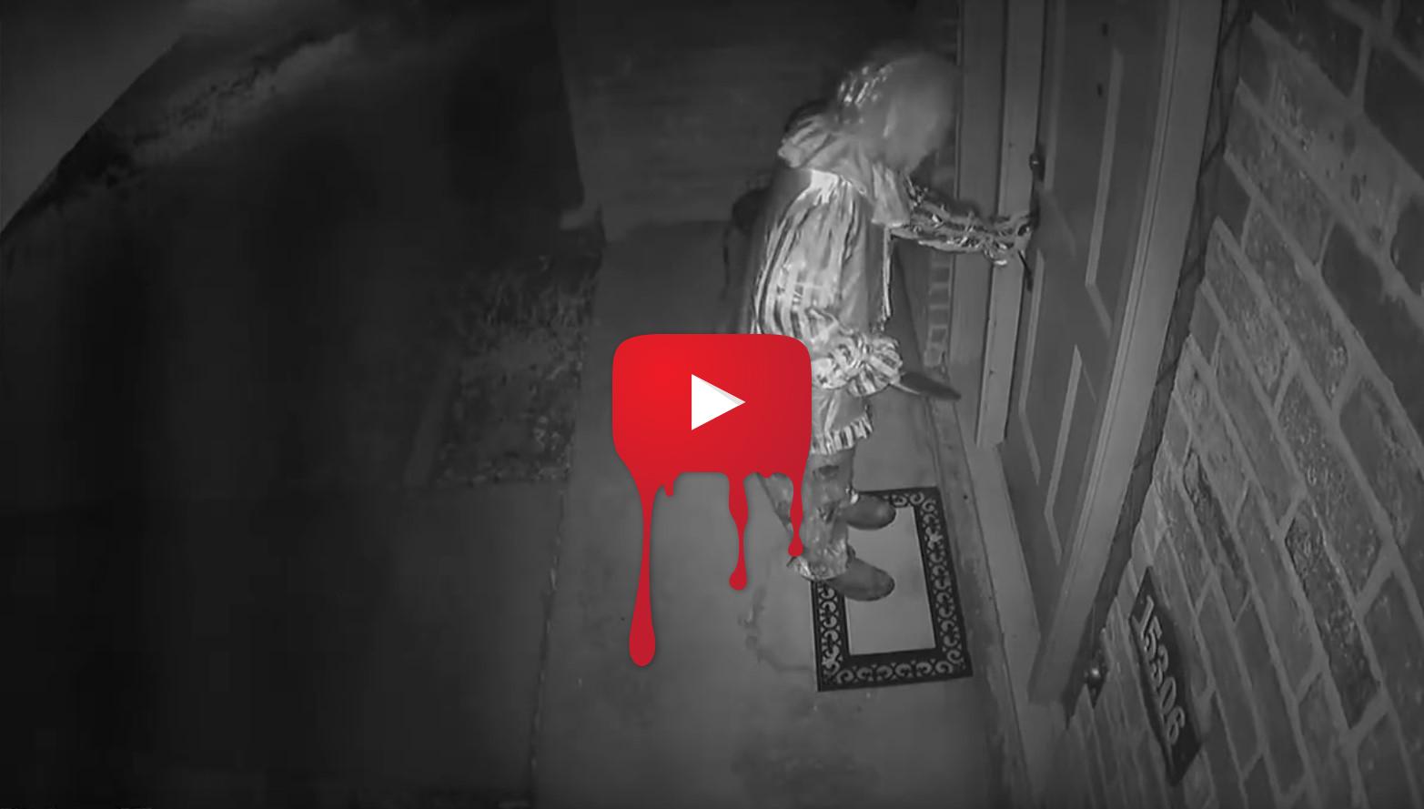 10 video youtube effrayantes
