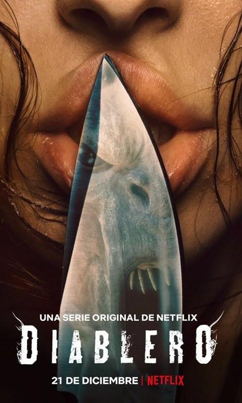 Diablero Netflix poster