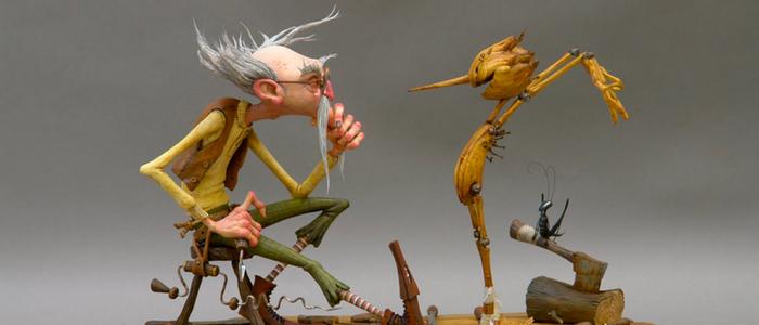 Guillermo del Toro Pinocchio