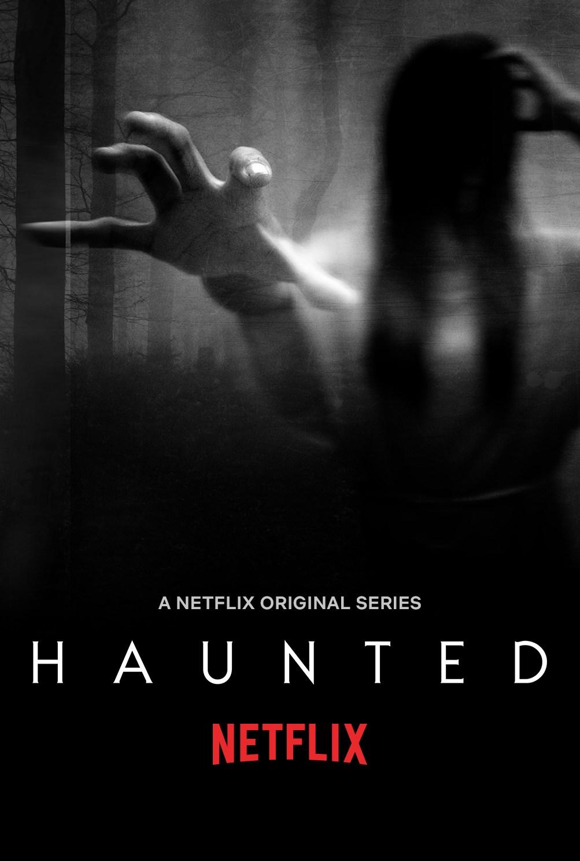 Haunted saison 1 poster