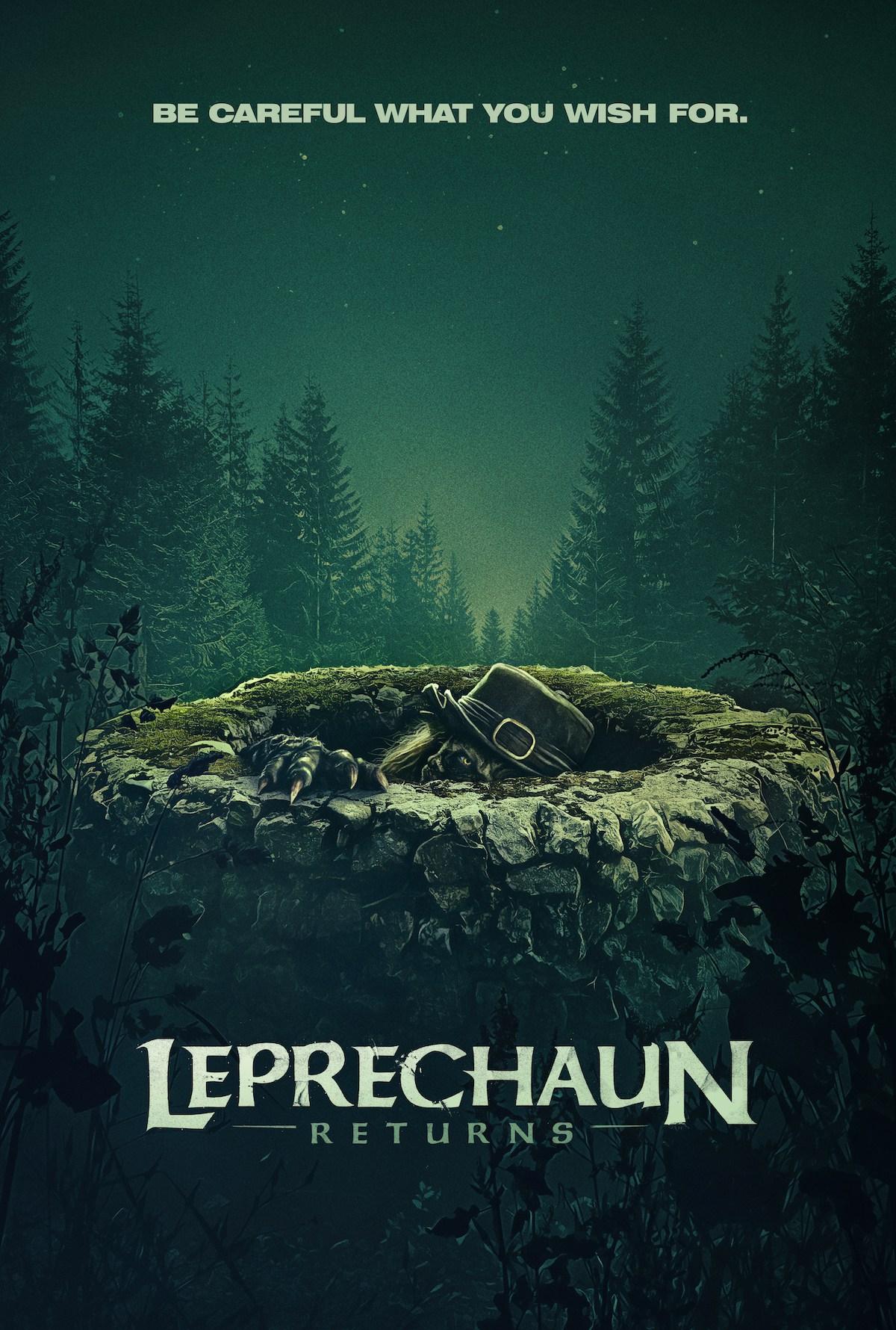 Leprechaun returns affiche film