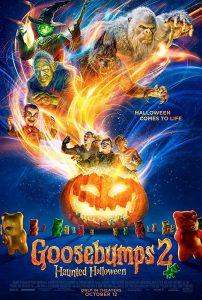 Goosebumps 2 affiche film