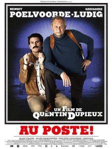 Au Poste poster