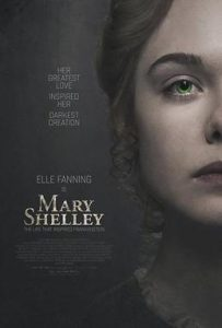 Mary Shelley affiche film