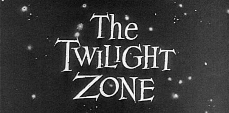 Twilight Zone opening title