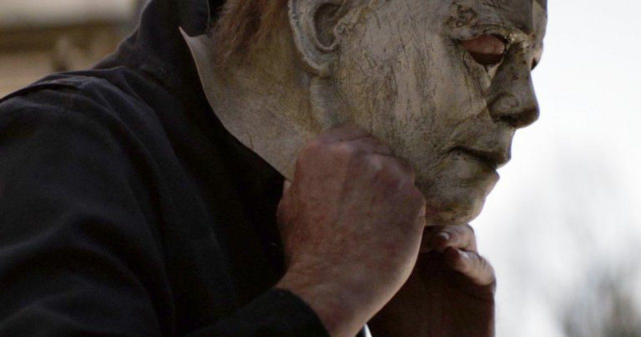 Halloween 2018 Michael Myers masque capture écran