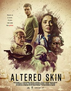 Altered Skin Film Affiche