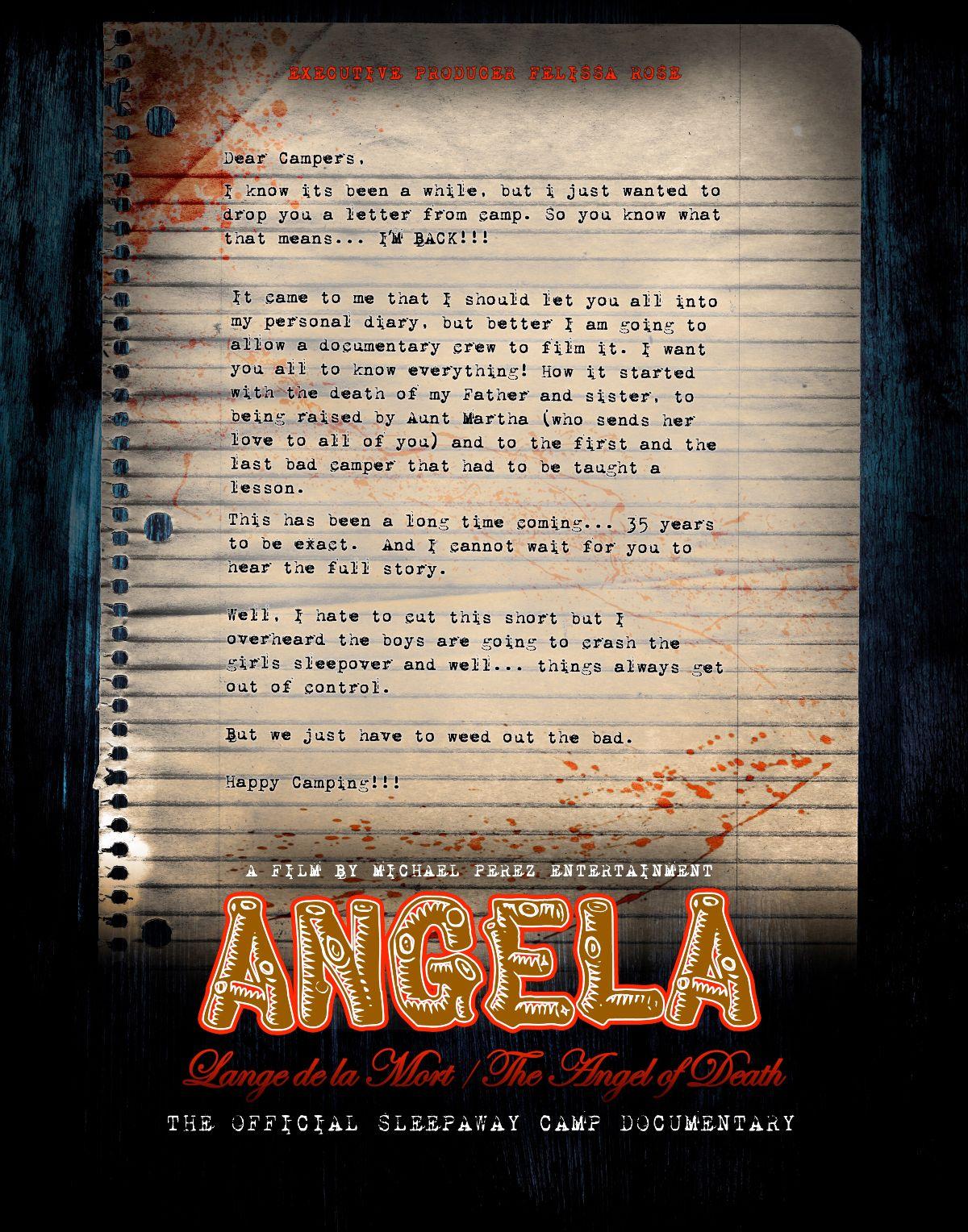 Angela film affiche