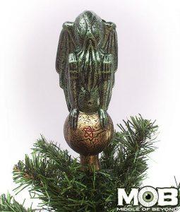 Cthulhu Tree Topper