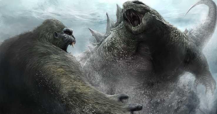 Godzilla Vs Kong Movie Production Start October 2018