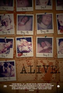 Alive film affiche