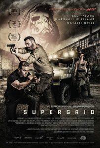Supergrid affiche film