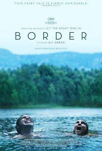 Border affiche film