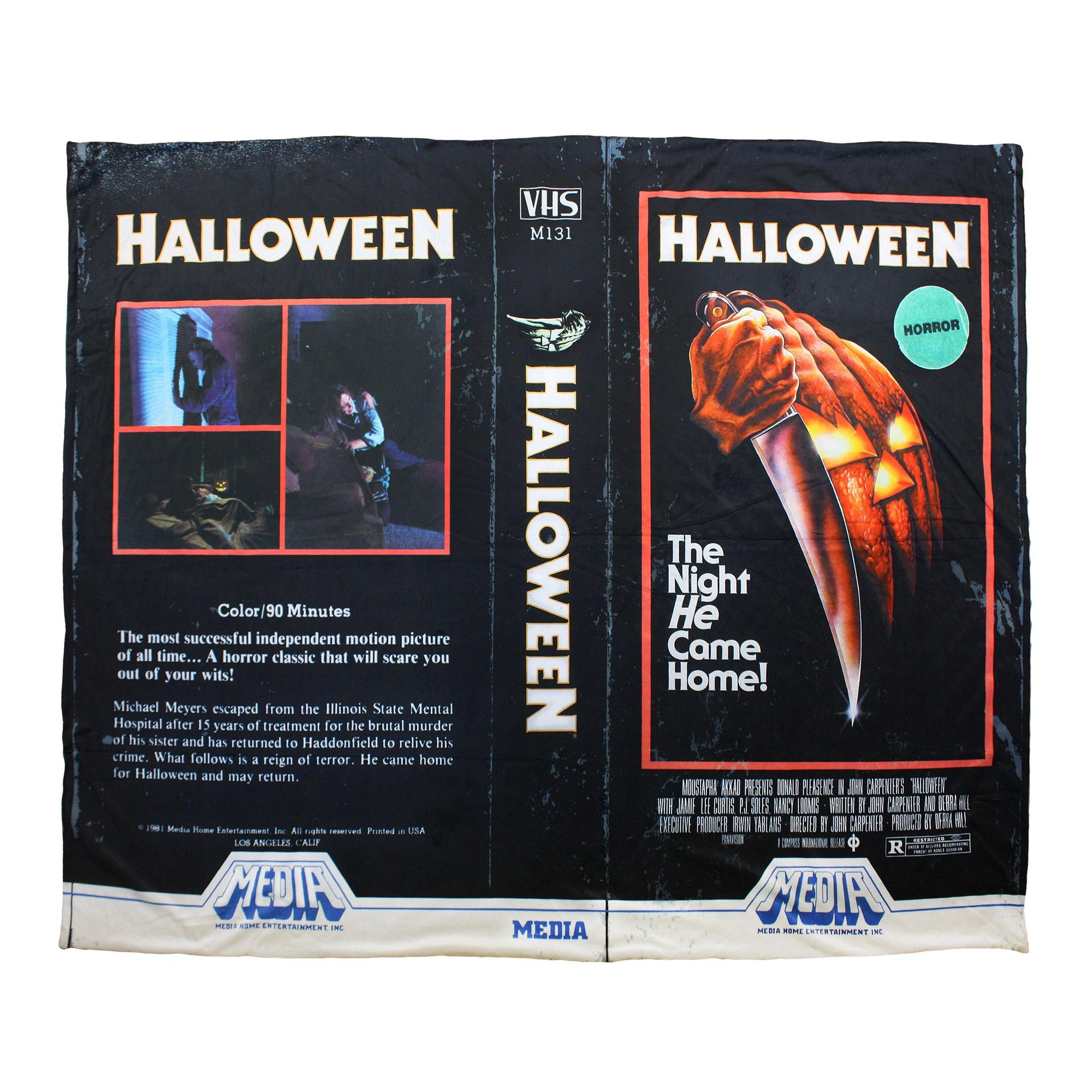 Couverture Halloween Creepy Company