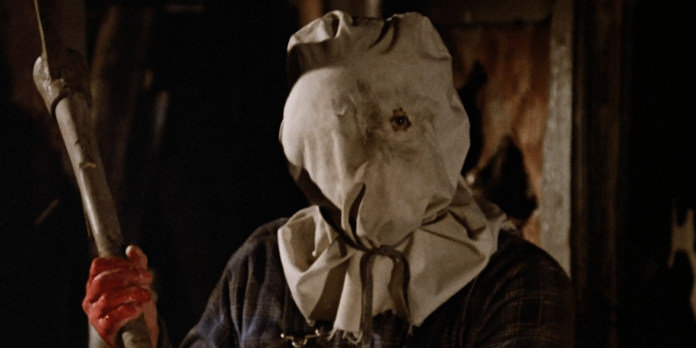 mezco friday the 13th cloth mask figure zv17v71110
