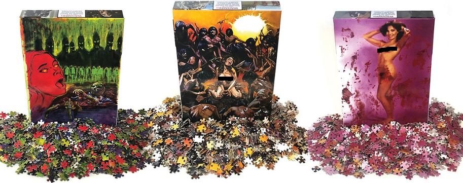 MessedUpPuzzles Gringhouse Releasing