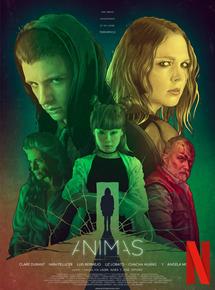 Animas affiche film