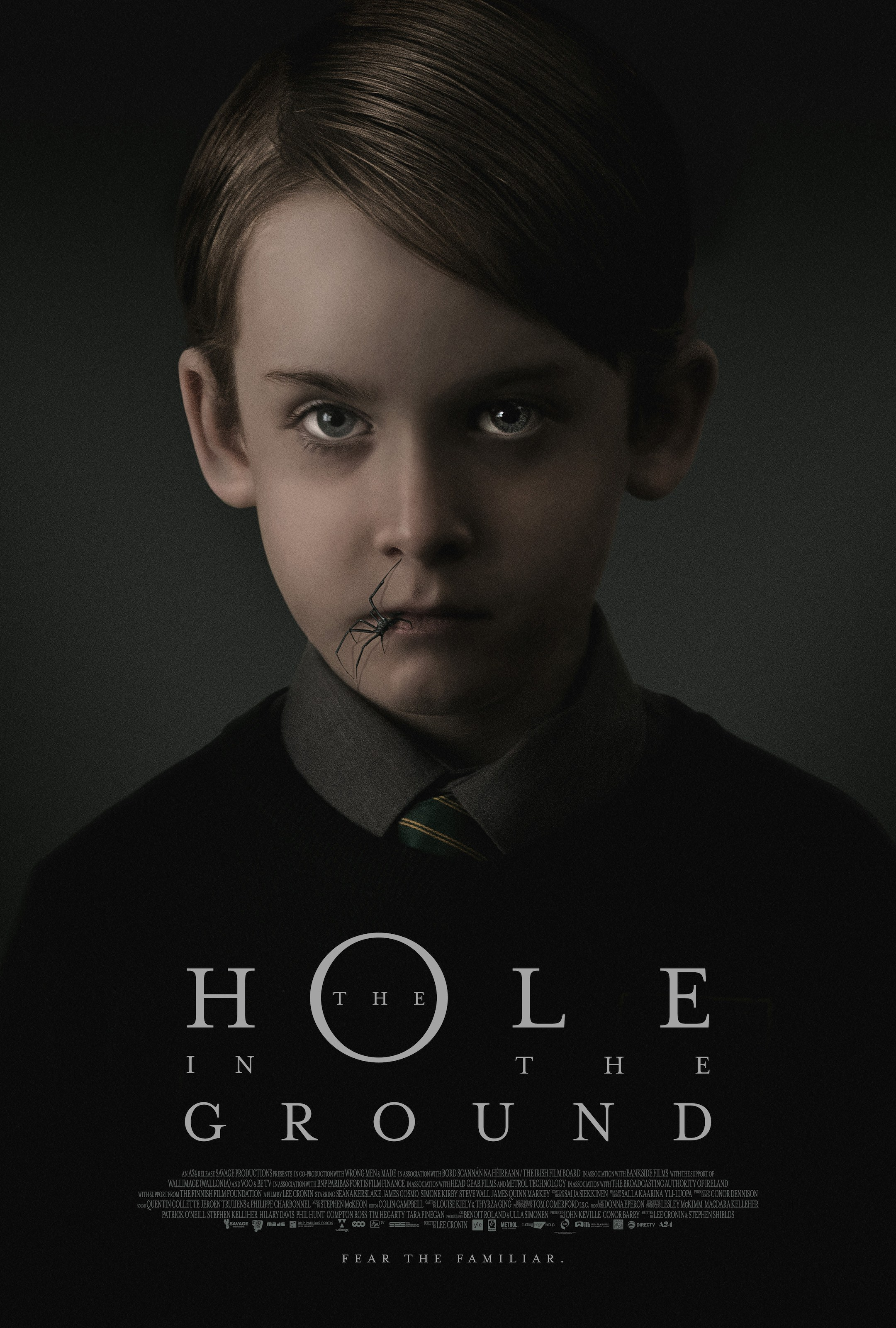 hole in the ground poster