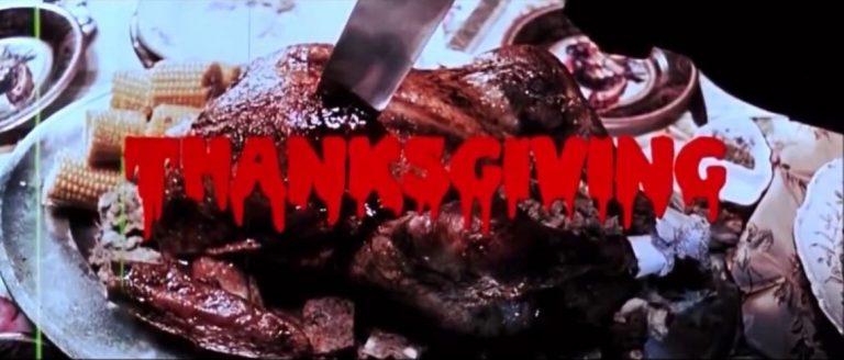 Eli Roths Thanksgiving