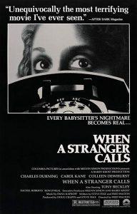 When a stranger calls affiche film