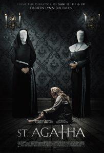 St Agatha film affiche