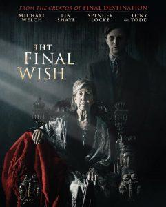 The Final Wish affiche film