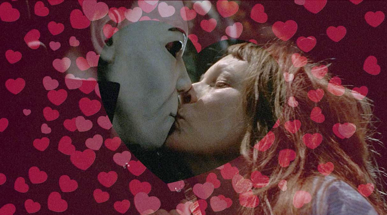 halloween resurrection kiss valentine