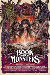Book of monsters affiche film