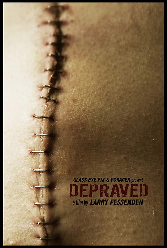 Depraved affiche film