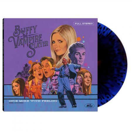 buffy vinyl front cover