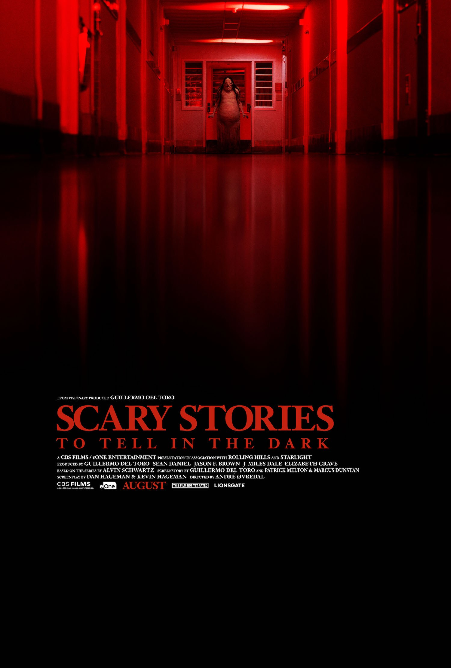 scary stories poster pale lady