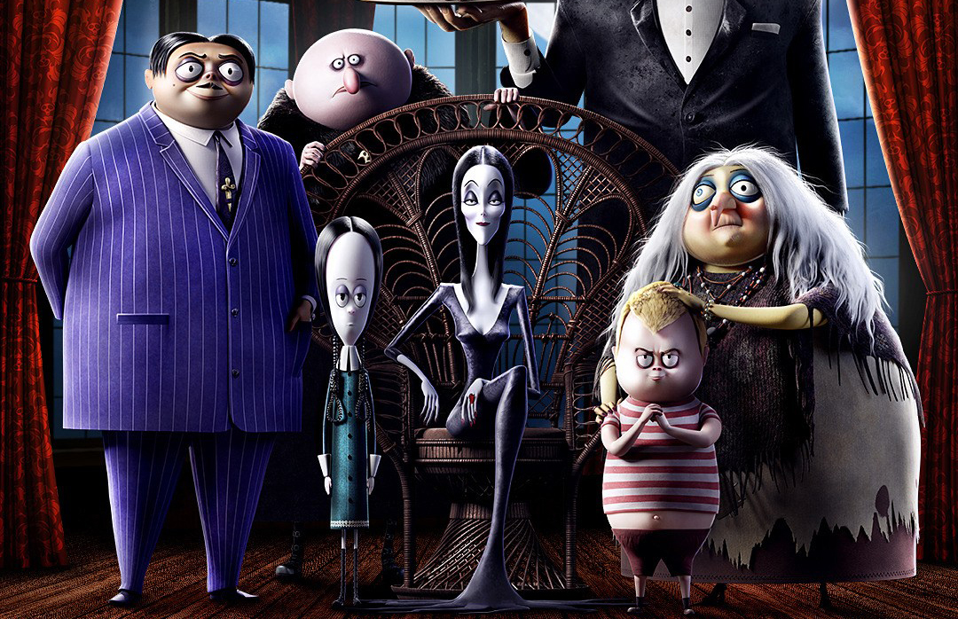 addams family poster 2