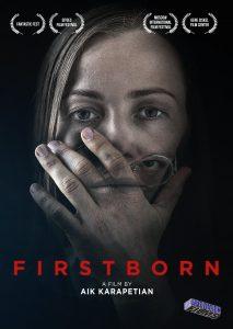 Firstborn affiche film