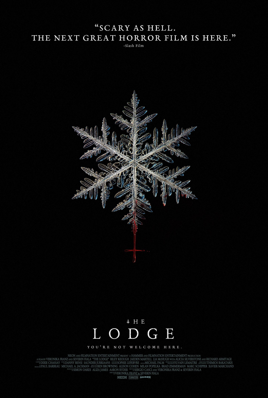 The Lodge affiche film