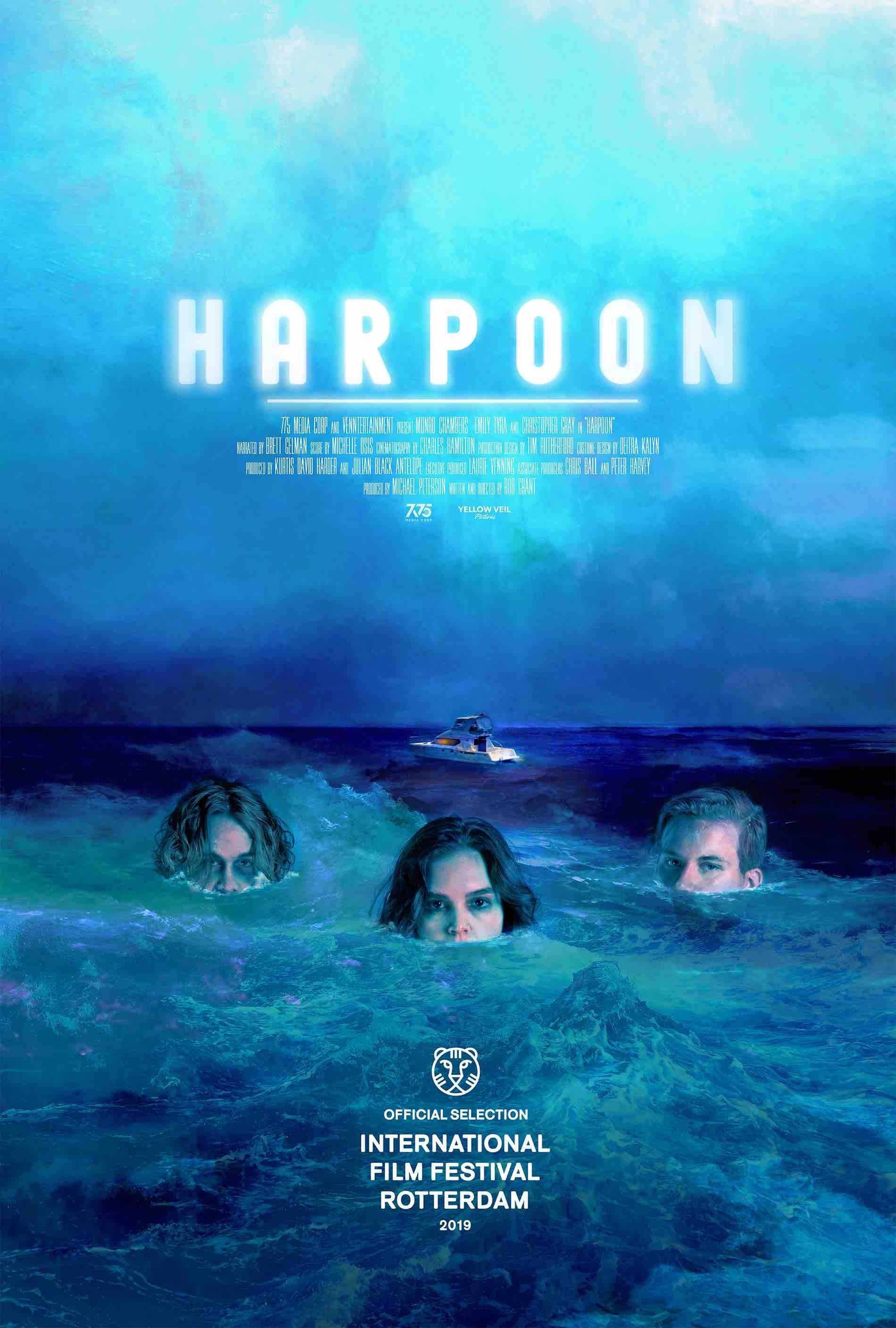 Harpoon affiche film