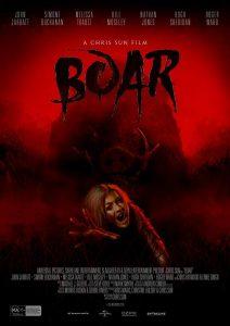 Boar affiche film