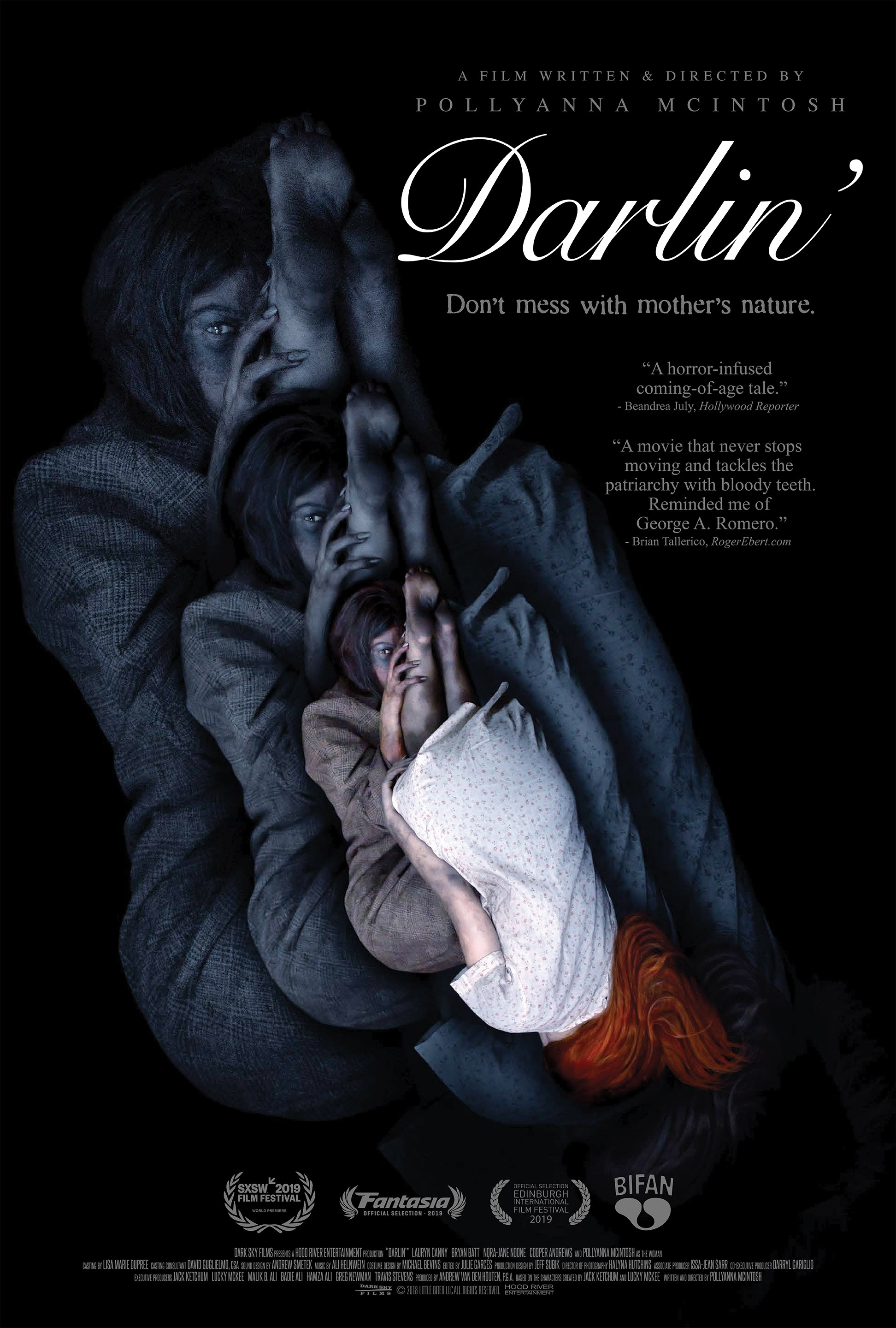 Darlin Theatrical Poster