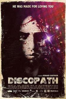 Discopath affiche film
